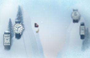 E-card de fin d'année pour Jeager-LeCoultre
